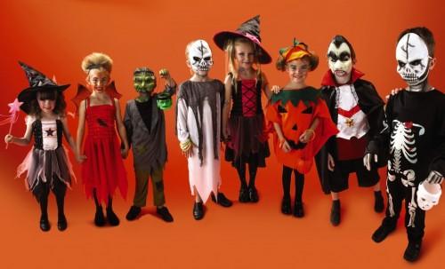 Halloween-niños
