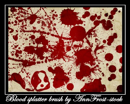 brochas de gotas de sangre-blood_splatter_brush_by_annfrost_stock