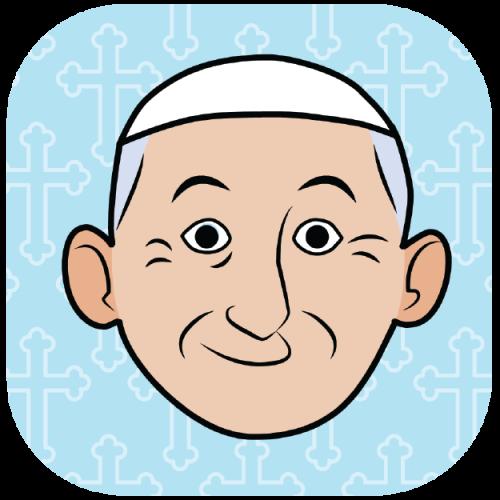 popemoji papa francisco