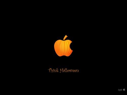 think_halloween_by_zefhar-wallpaper halloeen