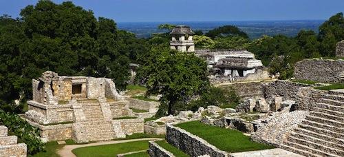 Palenque-en-México