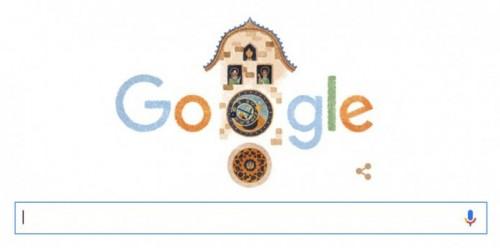 reloj astronómico de praga-doodle de google-2015