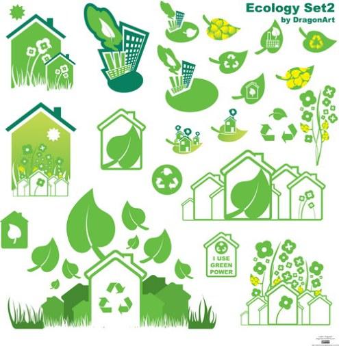 _imagenes sobre ecologia en vectores_dragonart