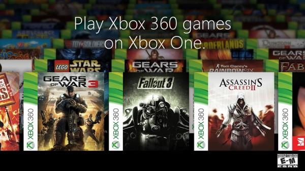 juegos compatibles con xbox one